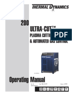 Thermal Dynamics Ultra-cut 200 Eng-om