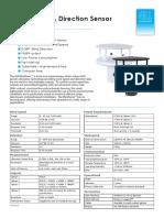 WindSonic Datasheet