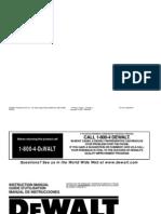 DeWalt 733 Planner