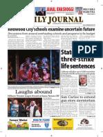 San Mateo Daily Journal 10-19-18 Edition