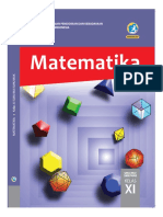 Buku Matematika Kelas XI K-13 Rev 2017