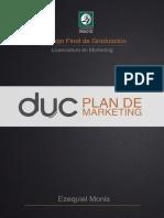 Plan de Marketing Duc