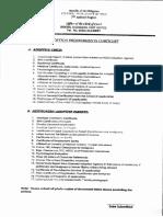 Adoption Requirements Checklist