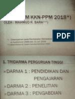 Program Kkn -Ppm 2018