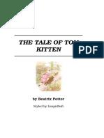 The Tale of Tom Kitten Big
