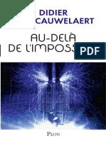 Au-Delà de l'Impossible - Didier Van Cauwelaert