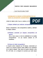 CONFIABILIDAD DE MEDIDAS ANTROPOMÉTRICAS EN UN GRUPO DE ESTUDIANTES UNIVERSITARIAS DE BOGOTÁ