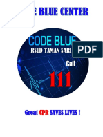 Slogan Code Blue