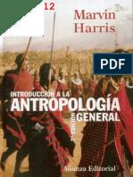Harris, Marvin - Introducción a La Antropología General (1)