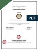 recruitmenet and payroll process