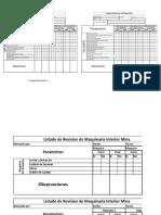 Checklist Para Volquete