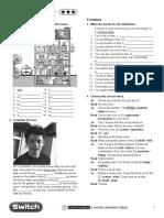Oxford Vocabulary and Grammar 3star Unit 5