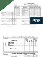 Check List Para Revisar Equipos Mecanicos