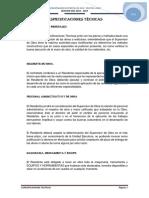 Especificaciones Tecnicas 9 9