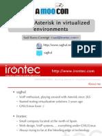 Asterisk en Virtualizacion