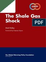 Matt Ridley the Shale Gas Shock