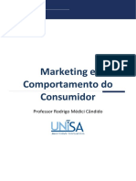 Marketing e comportamento do consumidor