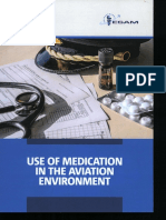Easa Use of Medication in the Aviation Environment