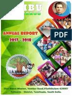 Vembu - Annual REport