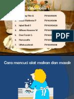 (Kel 1) Ppt Alat Makan