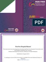 Pain Free Hospital Manual