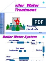 ฺBoiler Water Treatment
