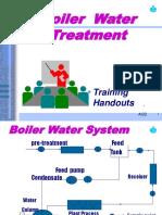 ฺBoiler Water Treatment