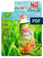 Iklan New Green Tea