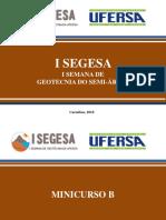 Minicurso Patologia de Fundações