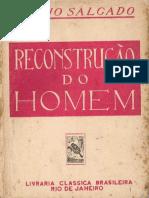 Plinio Salgado - Reconstrução Do Homem
