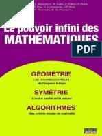 (Sciences Et Avenir, h. s.) Stephane Fay, Leila Roman, David Larousserie-Le Pouvoir Infini Des Mathematiques-Sciences Et Avenir (2012)
