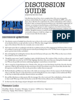 RHYTHM AND BLUES Discussion Guide