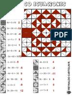 Mosaico Ecuaciones SOL