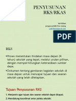 Penyusunan RKAS SMK