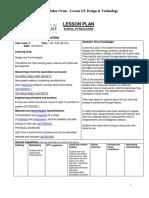 lesson plan- smoresome solar ovens year 5 educ1231 estes