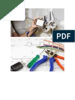 Instalaciones Electricas Implmeentos y Formas