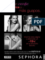Oferta Sephora