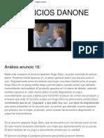 Analisis Publicidad_ Danone y Kenzo