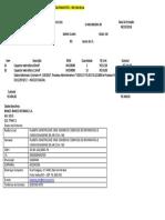 Modelo de Nf Serviços TJRO - Núcleo Cacoal - Peças - Setembro_2018