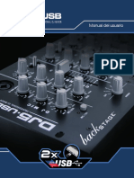 Dj5USB Manual