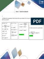 Anexo. Ejercio 1 (a)