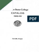 Oregon state college