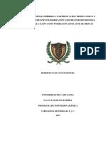 Síntesis de Unpolianhídrido a Partir de Ácido Tridecanoico y Succínico Mediante Polimerización Asistida Por Microondas Para Su Evaluación Como Posible Encapsulante de Drogas