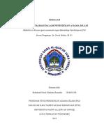 Makalah Metode Ceramah dalam Pembelajaran PAI.pdf