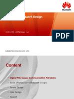 MW Network Design HU Lec.4
