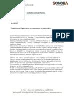 09-10-2018 Escala Sonora 17 posiciones en transparencia de gasto público