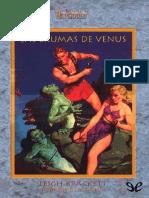 Leigh Brackett - Las Brumas de Venus