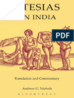 Andrew Nichols - Ctesias_ On India (2011, Bristol Classical Press).pdf