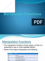05 Manipulators