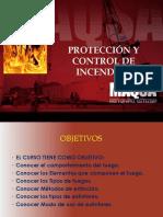 Protección y Control de Incendios Ppt Samuel